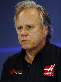 Gene Haas, Team Owner, Haas F1 Team