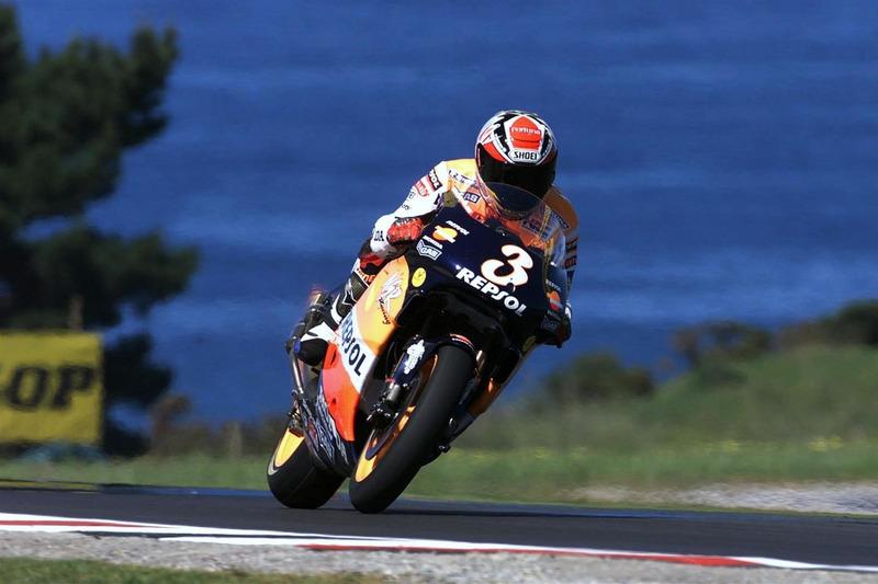 1999 - Алекс Крівіль , Honda