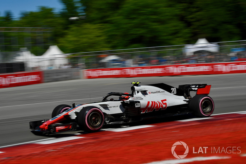 11: Kevin Magnussen, Haas F1 Team VF-18, 1'12.606