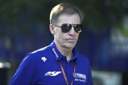 Lin Jarvis, Yamaha Factory Racing Managing Director