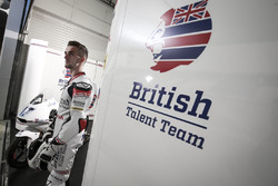 John McPhee, British Talent Team