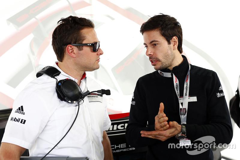 Frederic Makowiecki, Porsche Team North America