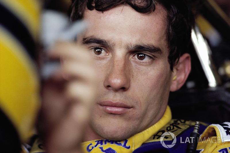 4 - Ayrton Senna (20 tracks)