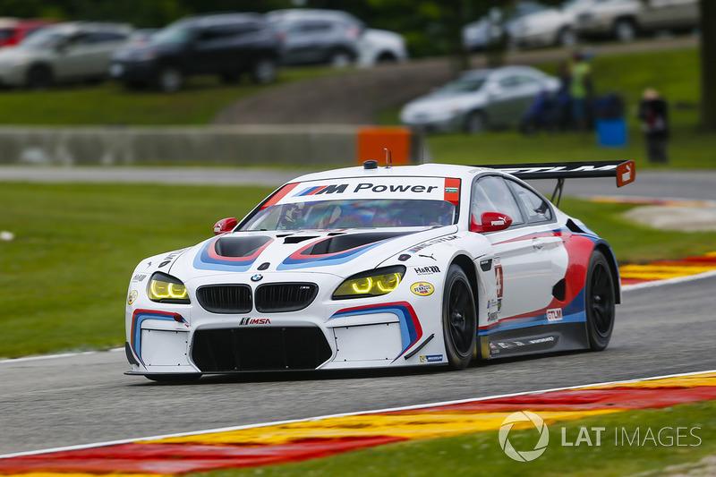 #24 BMW Team RLL BMW M6 GTLM: Джон Едвардс, Мартін Томчік