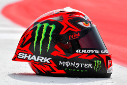 Jorge Lorenzo, Ducati Team, casque spécial