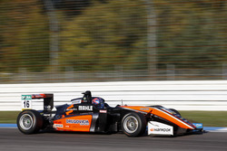 Felipe Drugovich, Van Amersfoort Racing Dallara F317 - Mercedes-Benz