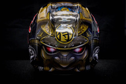 Casque spécial pour Dani Pedrosa, Repsol Honda Team
