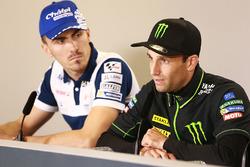 Лорис Баз, Avintia Racing, и Жоан Зарко, Monster Yamaha Tech 3
