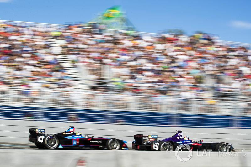 Tom Dillmann, Venturi, Jose Maria Lopez, DS Virgin Racing