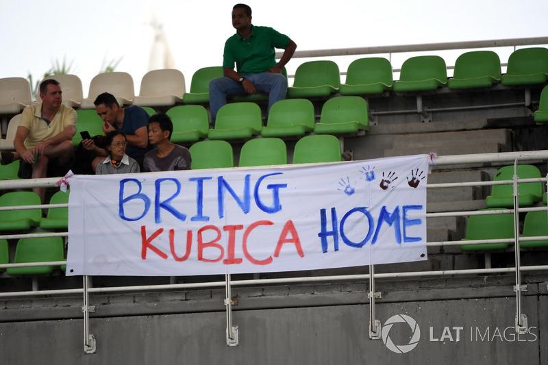 Poster für Robert Kubica