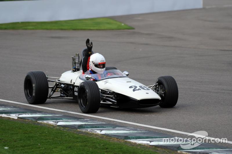 Derek Bell Cup, Andrew Hibberd