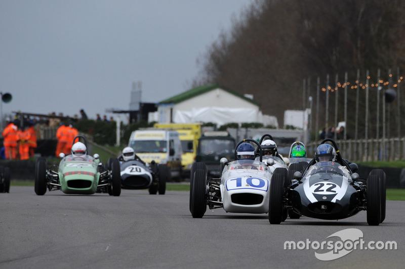 Brabham Trophy, Roger Wills, Cooper, Andy Middlehurst, Lotus 18