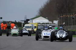 Brabham Trophy, Roger Wills, Cooper, Andy Middlehurst, Lotus 18