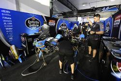 Estrella Galicia 0'0 garage
