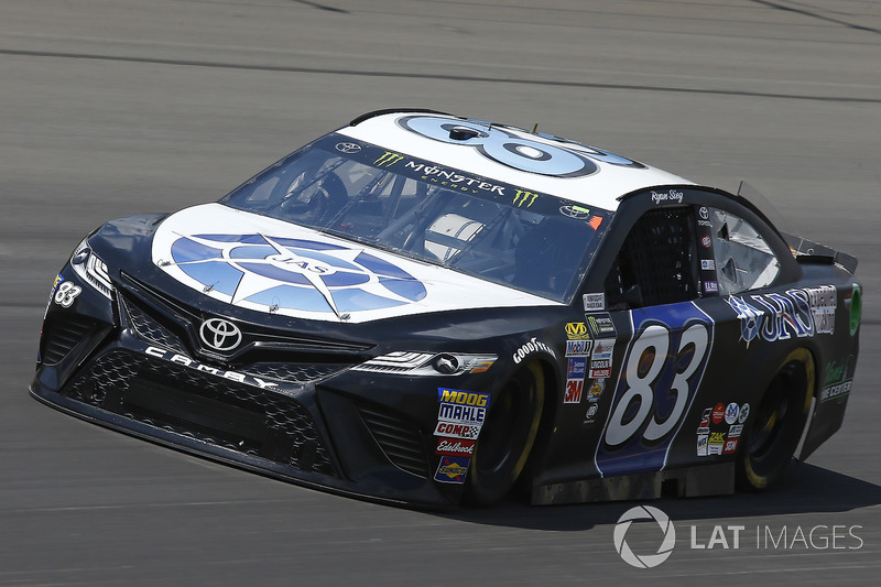 Ryan Sieg, BK Racing Toyota