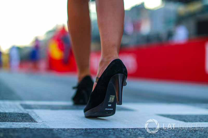 Взуття грід-гьол