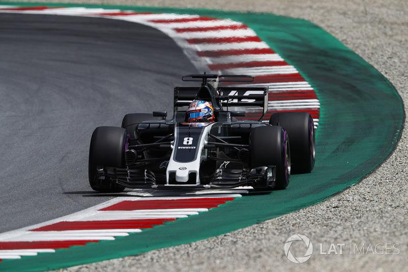 El mejor resultado de Haas desde Bahrein 2016