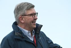 Управляющий директор Motor Sports Росс Браун