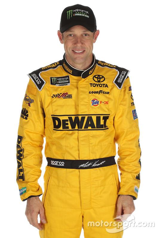 Matt Kenseth, Joe Gibbs Racing