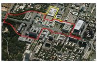 Il tracciato dell'ePrix di Roma