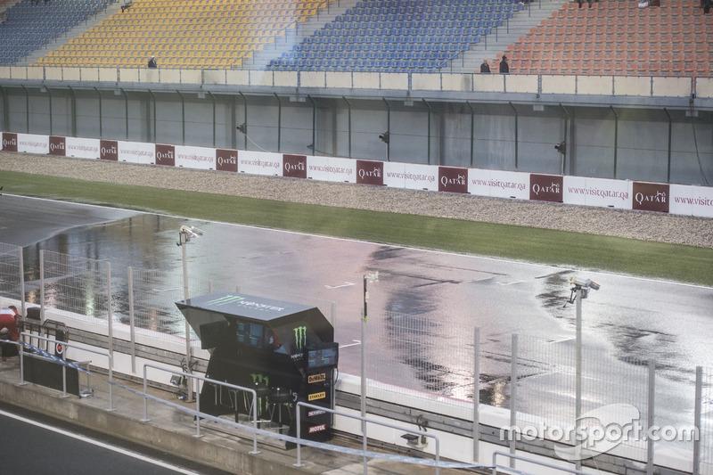 Дощ у Катарі
