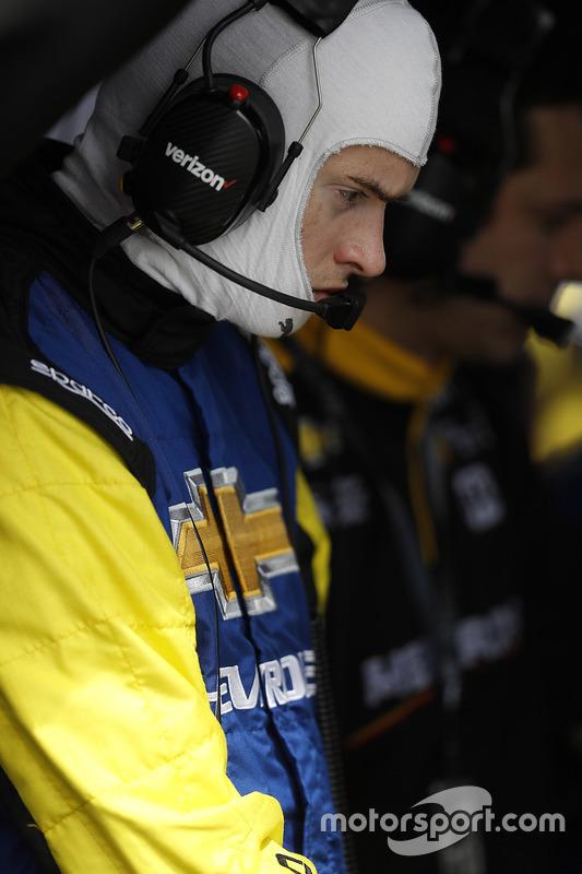 Ingeniero de Simon Pagenaud, Team Penske Chevrolet Chevrolet