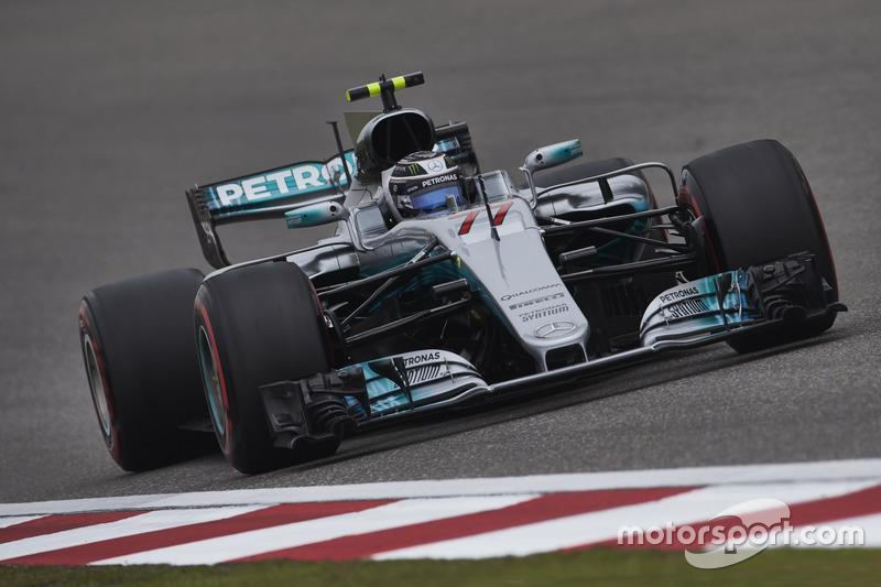 Valtteri Bottas - GP de China 2017