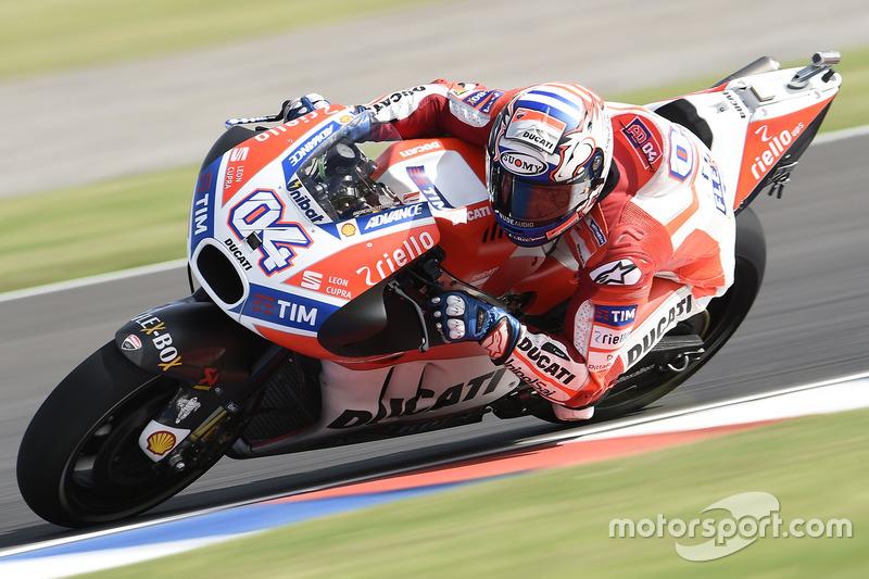 13. Andrea Dovizioso, Ducati Team