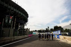 Trackwalk: Nicolas Prost, Renault e.Dams