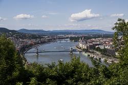 Budapesti látkép
