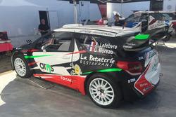 Stéphane Lefebvre, Gabin Moreau, Citroën DS3 WRC, PH Sport