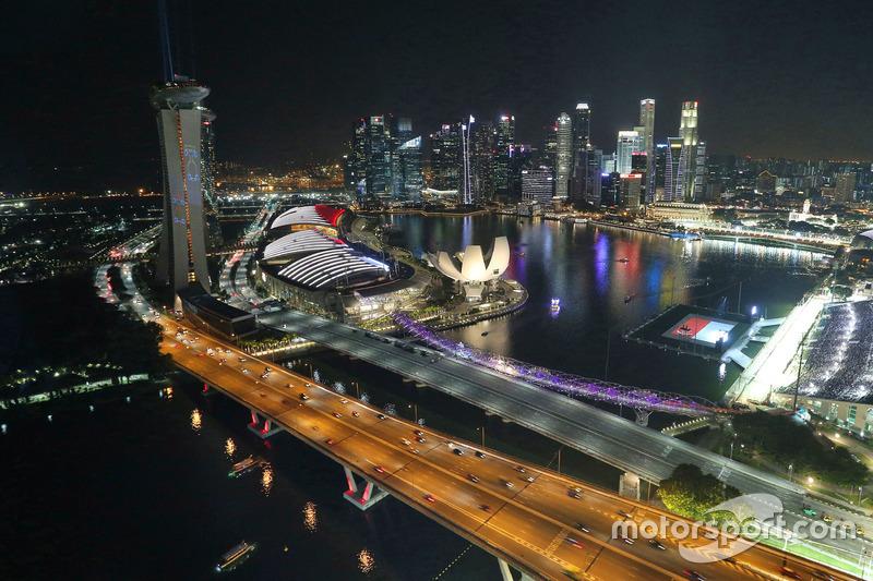 المناظر الخلابة فى سنغافورة