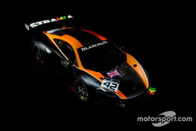 Annonce Strakka Racing