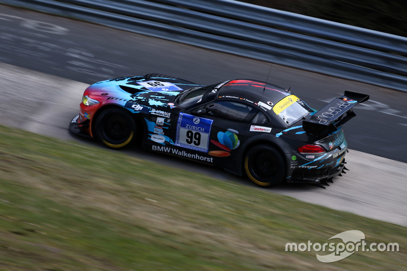 #99 Walkenhorst Motorsport, BMW Z4 GT3
