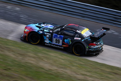 #99 Walkenhorst Motorsport powered by Dunlop, BMW Z4 GT3: Henry Walkenhorst, Peter Posavac, Daniela