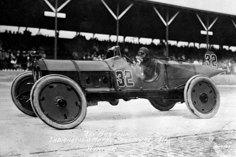 1911 - Ray Harroun, Marmon Wasp