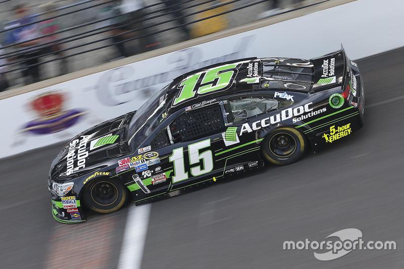 21. Clint Bowyer, HScott Motorsports, Chevrolet
