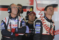 Kamui Kobayashi, Toyota Racing