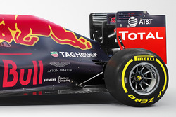 Red Bull Racing RB12 with Aston Martin logo