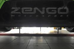 Honda Civic WTCC 2016, Zengő Motorsport, foto spia