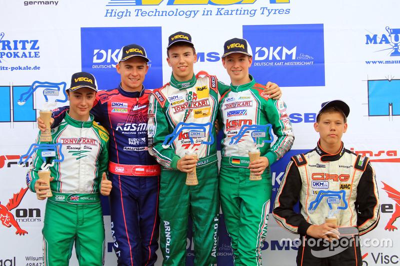 Sieger DKM Rennen 2