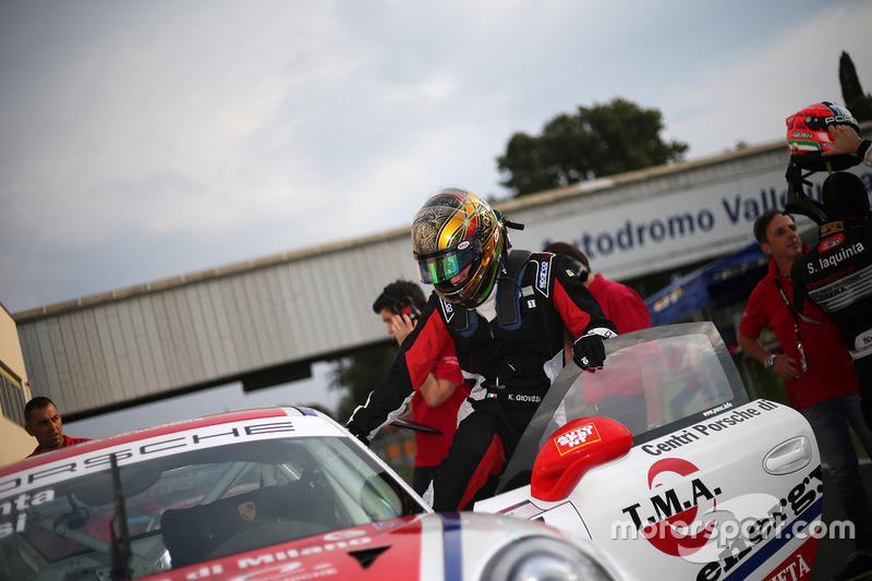 Kevin Giovesi, Ghinzani Arco Motorsport - Milano