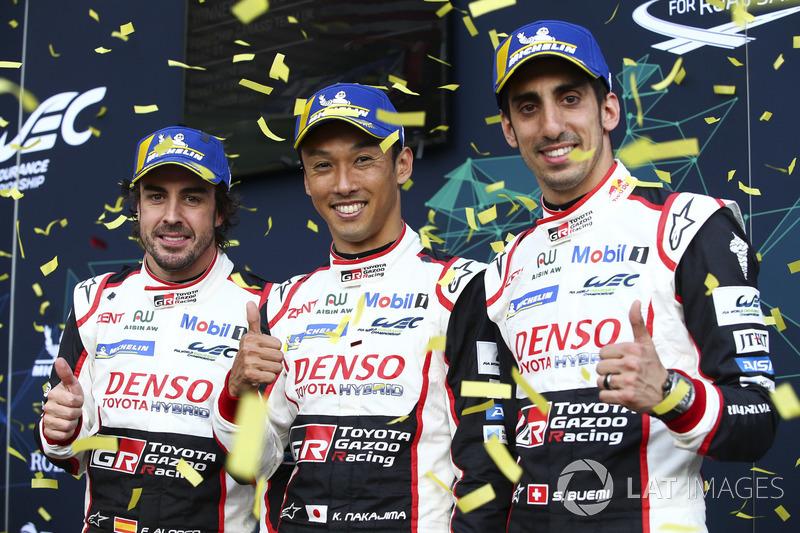 Сделает ли Фернандо Алонсо второй шаг к «тройной короне»?