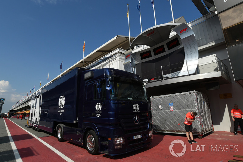 Camiones FIA