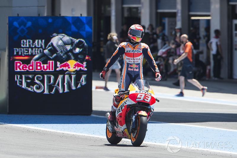 14. Gran Premio de España 2018: Marc Marquez, Repsol Honda Team