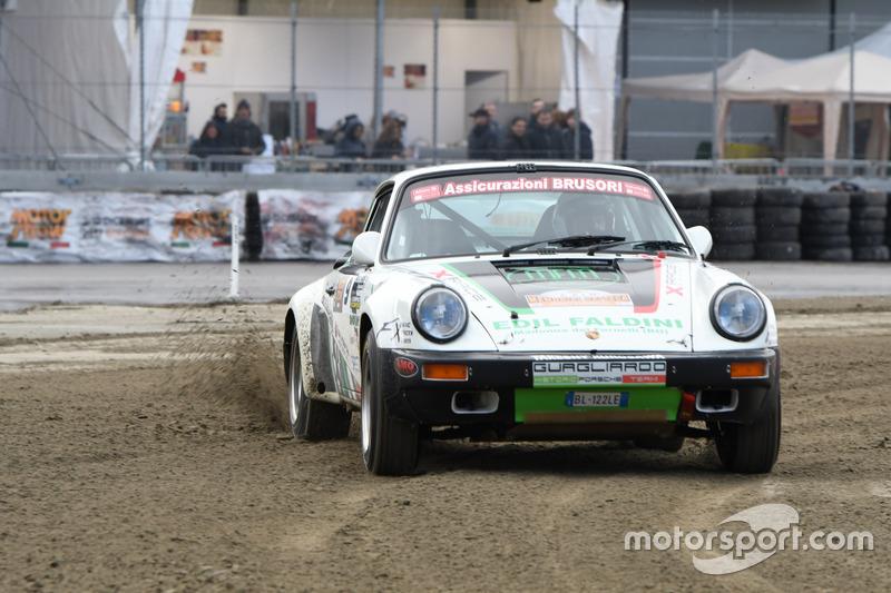 Simone Brusori, Porsche 911 SC, X-Race Sport