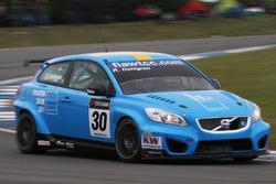Robert Dahlgren, Polestar Volvo C30