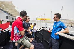 Antonio Fuoco, Charouz Racing System, Roberto Merhi, MP Motorsport, Luca Ghiotto, Campos Vexatec Racing