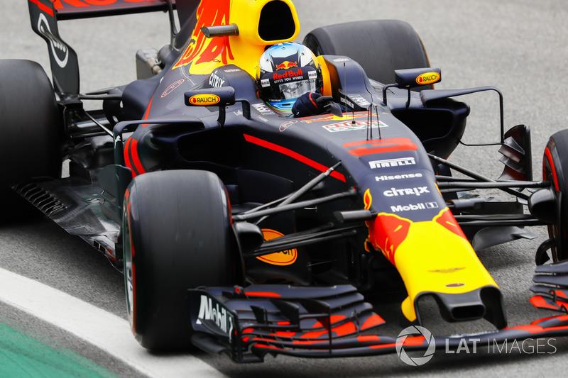 10: Daniel Ricciardo, Red Bull Racing