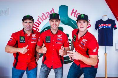 Команда Honda Team